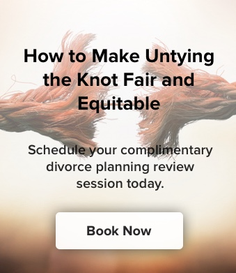 Divorce financial planning consultation from Horizon Ridge Wealth Management