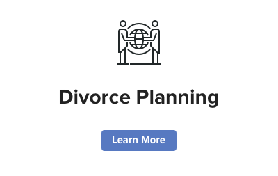 divorce planning horizon ridge wealth management