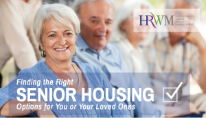 Horizon Ridge Wealth Management Senior Care Checklist