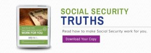 Horizon Ridge Wealth Management Social Security Truths